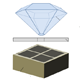 """High-Pressure Generator Using a Superconducting Diamond Developed"" Image"