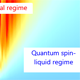 """Discovery of Critical Phenomena in a Quantum Spin Liquid"" Image"