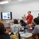 NIMSの研究員が多摩六都科学館の実験教室で講演