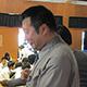 NIMS研究員がつくばみらい市立伊奈中学校で授業